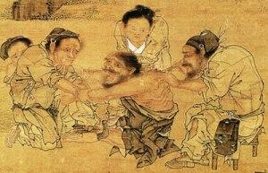 Brea Shaolin Martial Arts - Massage