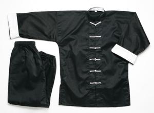 Brea Shaolin Kung Fu Uniform