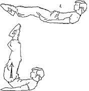 Brea Shaolin Kung Fu - Leg Raises