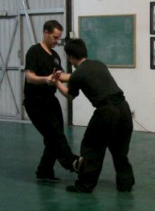 Brea Shaolin Kung Fu - Escape Techniques