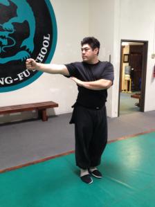Brea Shaolin Kung Fu - Ton Toi