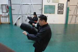 Brea Shaolin Kung Fu - Exercise