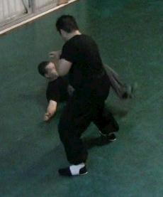 Brea Shaolin Kung Fu - Sore